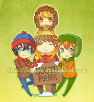 south park by siruvi
