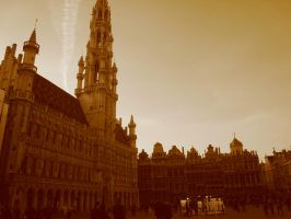 Brussels by Sofieketje