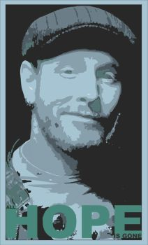 Vector of Corey by 6the6metal6head6