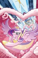 My Little Pony #3 Hot Topic Variant by TonyFleecs