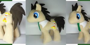 Dr Whooves -Commission by mistieredpanda