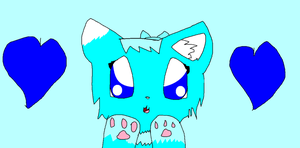 Snowball The Kitty by Xx-MikuThePanda-xX