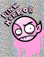 PINK HORROR by amota