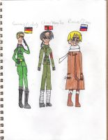 Hetalia-My Crushes by choco-latte-squirrel