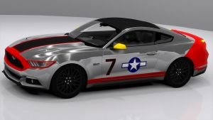 Ford Mustang GT '15 Redtails by skytire