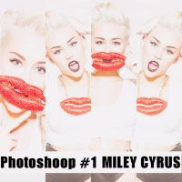 Photoshoot #1 Miley Cyrus by SMILERMICHELY