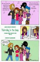 'Rickrolling' in the Deep by Lilinanana86