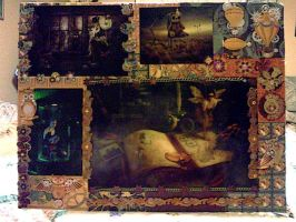 Steampunk Collage 1 by Jamie-Nicole