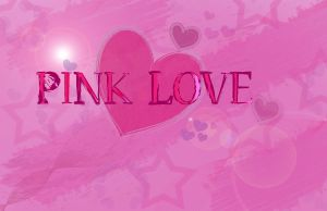 Pink Love by Divarien