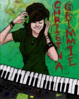 Christina Grimmie by IbeTROLLIN