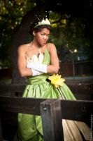Tiana knows best by xAleux