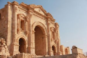 Jerash 1 by Chocomix-Stock