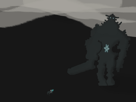 Shadow of the Colossus by TheMadLocust