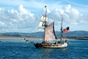 Old Galleon by Rayroze