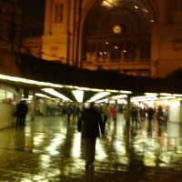 Budapest station by Refract