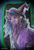 .::PC ACEO card for Fuffeeh::. by Snowstorm-wolf