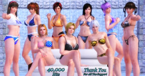 Girls Bravo! - 40K by SnowTheWinterKitsune