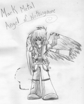 The Angel of Nothing-more by Banditmax201