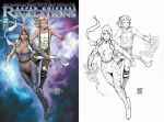 Aspen Universe Revelations 5 cover by Arciah