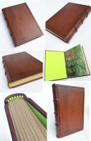 Neon Pop Gentleman's Journal by BCcreativity