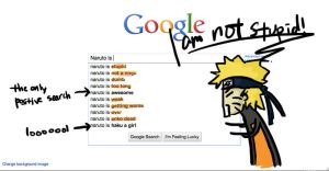 Google This - Naruto is... by GoldenDragonClouds