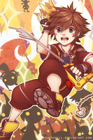 Sora by whispwill