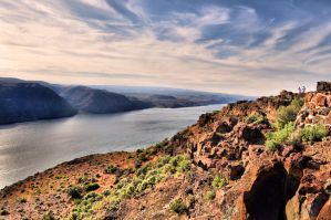 Columbia River Gorge by msl911