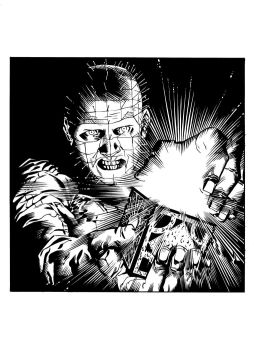 Hellraiser by bigcream