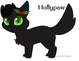 Hollypaw/leaf Chibi ||Warrior Cats|| by Hornets-N-Tribes