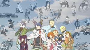 Log Horizon wallpaper by Cassandra52182