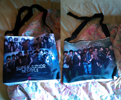 My Super Junior Purse/Bag by SungminHiroto