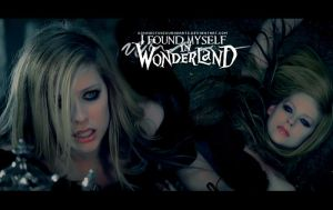 Avril in Wonderland - by connectingourhearts