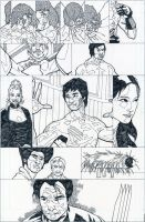 Enter the Dragon-inks by jerryma
