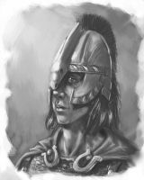 Horse Helm by judgefang
