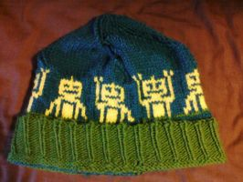 Robohat by Creativity-Squared