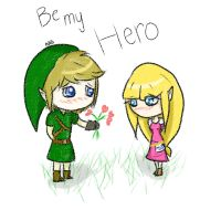 Be my Hero by abbic314