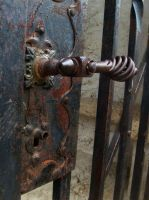 lock the gate to nowhere by ad-shor
