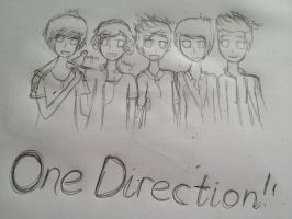 One Direction by Joy-Lee