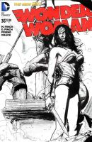 Wonder Woman #1 by T-RexJones