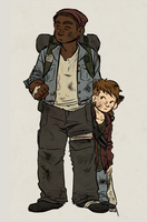 Backpackers by Shadizilla