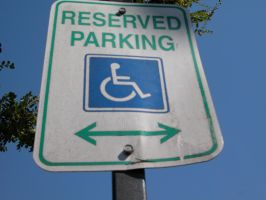 reserved parking by robogeek100