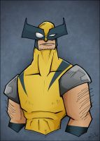 Wolvie by kaicastle