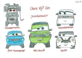 Chatty Cars - WGP Chatroom by BritishRedHead27