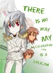 There is no way my Accelerator-chan is a lolicon by MangarenoDaioh