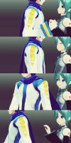 MMD - We are just about... by Ayumichigolove