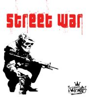 Street War by Japoneis202
