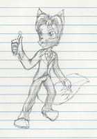 HC Thomas and the Sonic Screwdriver by Hyperchaotix