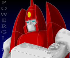 Powerglide: The Red Baron by DarkXenith