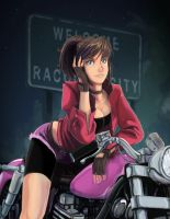 Claire Redfield FanArt by UnknownTico