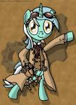 Steampunk Lyra by TheClassicThinker